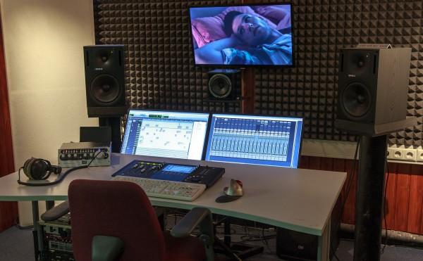 Olivier Nijs Geluid Studio 2013